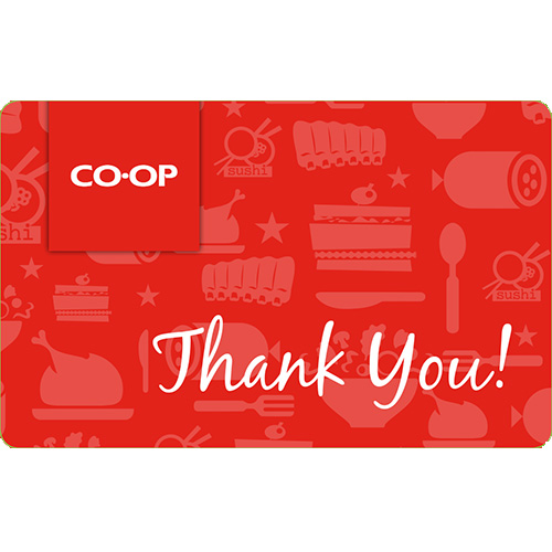 Calgary Co-op Gift Cards